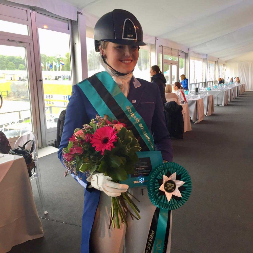 Robyn Smith Dressage Prizes